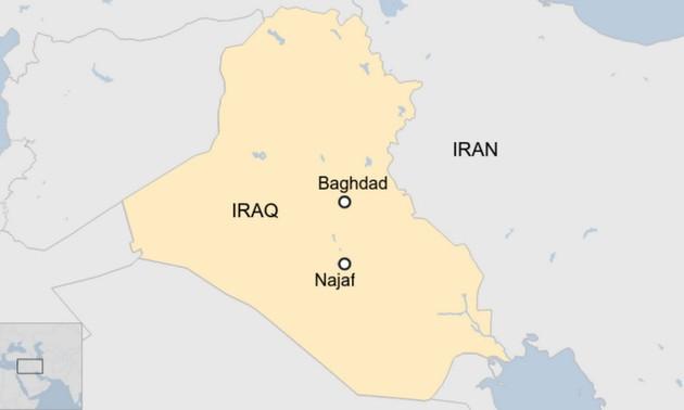 США нанесли ответный авиаудар по ополченцам в Ираке, поддерживаемым Ираном