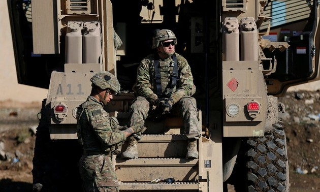 Международная коалиция покинет авиабазу в иракском городе Киркук