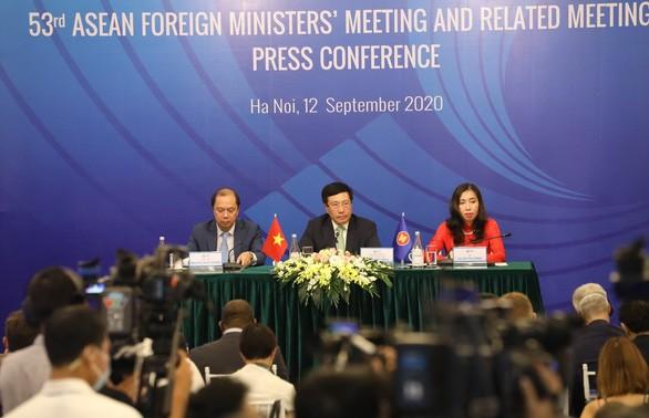 ARF: необходимо уважать международное право в Восточном море