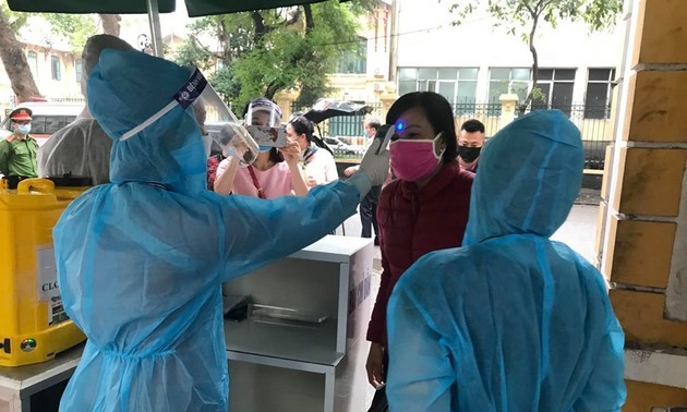 Во Вьетнаме 33 суток подряд не выявлено новых случаев передачи COVID-19 от человека к человеку