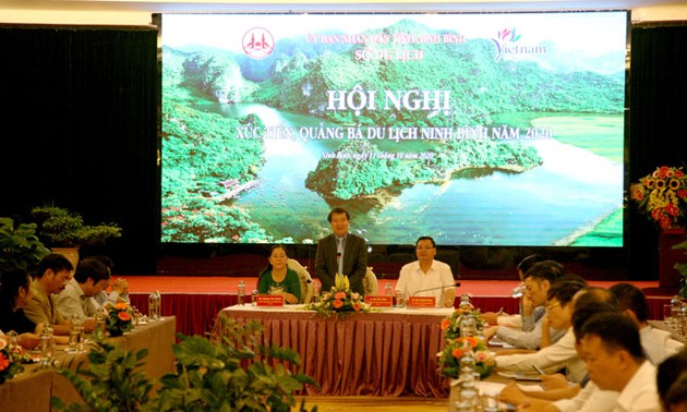 Провинция Ниньбинь активизирует привлечение туристов