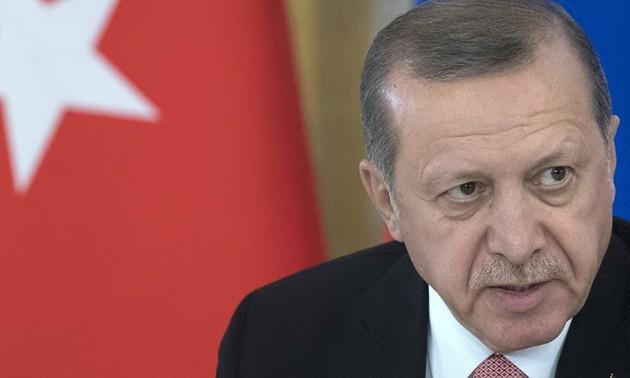 Le représentant permanent turc à l'UE convoqué à Bruxelles
