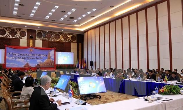 Le Vietnam à la conférence de l'ASEAN sur la lutte contre la criminalité transnationale