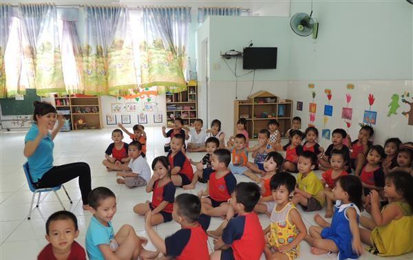 L'UNICEF choisit Ho Chi Minh-ville pour son initiative de ville accueillante pour les enfants