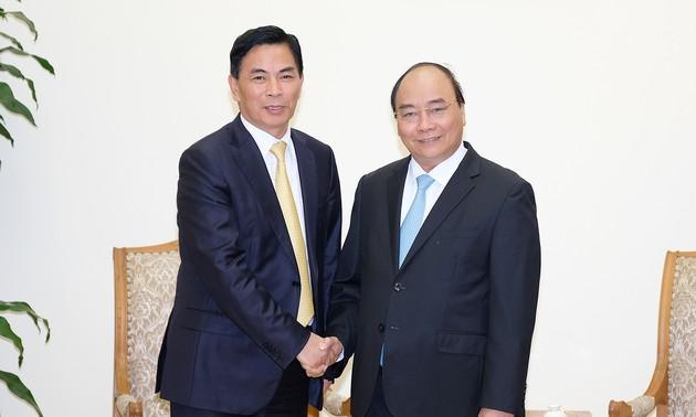 Le gouvernement vietnamien favorise l'implantation des entreprises chinoises