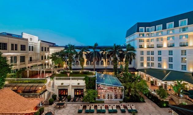 Le Sofitel Metropole Hanoi parmi les meilleurs hôtels du monde