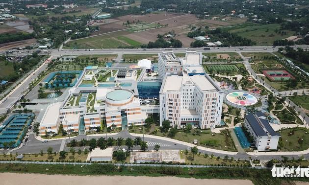 Inauguration de l'hôpital pédiatrique le plus moderne du Vietnam