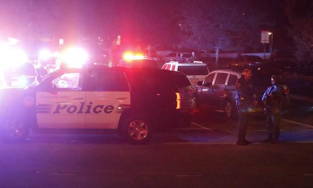 Une fusillade éclate à Thousand Oaks en Californie