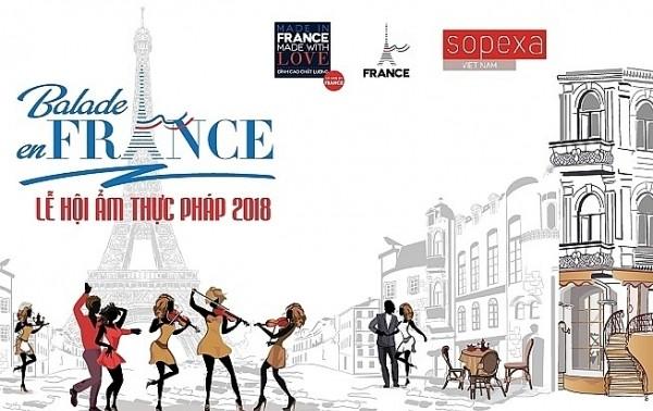 """Faire une """"balade"""" en France en plein coeur de Hanoi"""