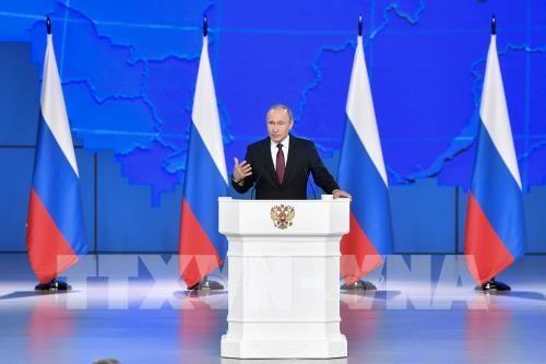 Discours annuel à la nation de Poutine : priorité à la politique intérieure