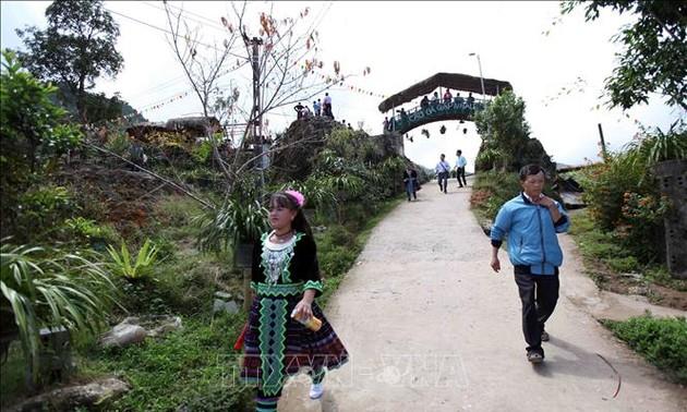 Lai Châu : quand « nouvelle ruralité » rime avec « tourisme communautaire »