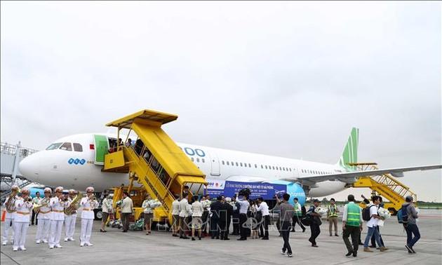 Lancement de nouvelles lignes aériennes au départ de Hai Phòng