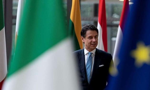 L'Italie souhaite de l'UE un statut spécial pour son sud défavorisé