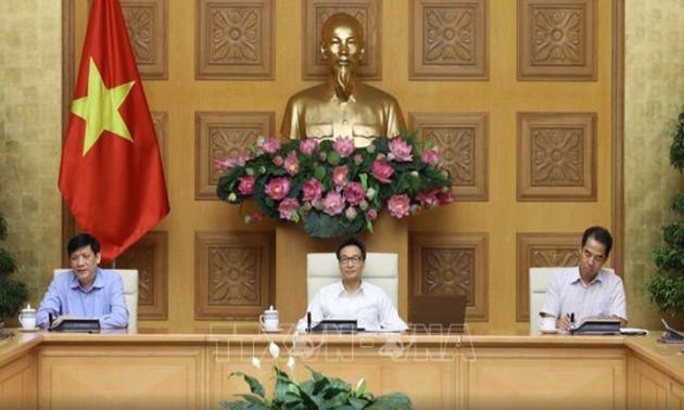 Direction nationale anti-Covid-19: l'objectif le plus important est d'enrayer la propagation du virus à Dà Nang