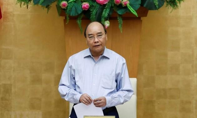 Nguyên Xuân Phuc: le Vietnam est entré dans une phase décisive de la lutte contre le Covid-19