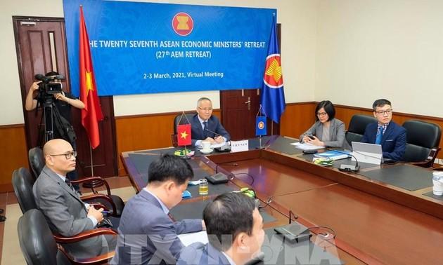 L'ASEAN adopte 13 priorités pour la coopération économique régionale
