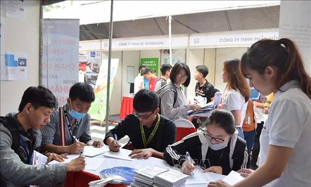 Hô Chi Minh-ville: création de 70 mille emplois au deuxième trimestre