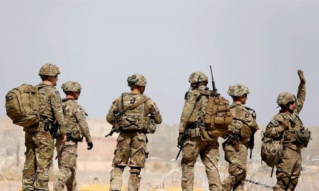 Retrait des troupes américaines d'Afghanistan: l'espoir d'une paix durable ?