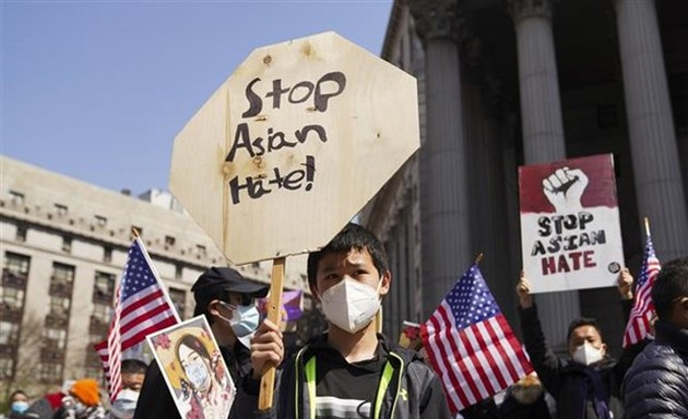Le Sénat américain adopte un projet de loi contre les crimes anti-asiatiques