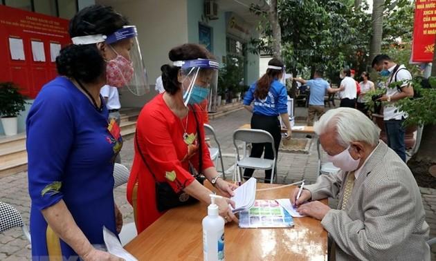 L'Assemblée nationale vietnamienne exprime l'aspiration de la Nation