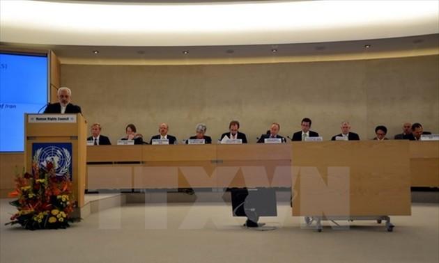 Việt Nam kêu gọi thúc đẩy đối thoại cùng giải quyết vấn đề nhân quyền