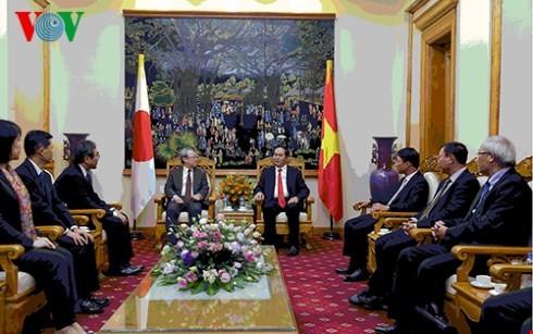 Việt Nam - Nhật Bản tăng cường hợp tác an ninh