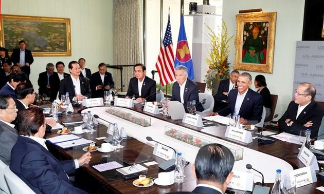Việt Nam có nhiều đóng góp cho thành công của Hội nghị Cấp cao đặc biệt ASEAN - Hoa Kỳ
