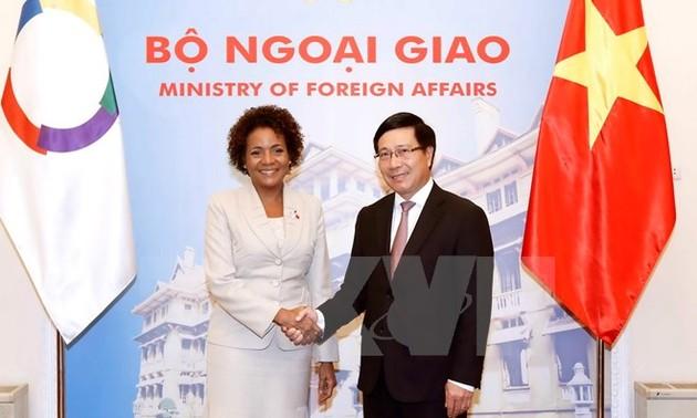 Tăng cường hợp tác giữa Việt Nam và Cộng đồng Pháp ngữ
