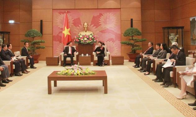 Việt Nam tạo môi trường kinh doanh thuận lợi cho các doanh nghiệp nước ngoài, trong đó có Hàn Quốc