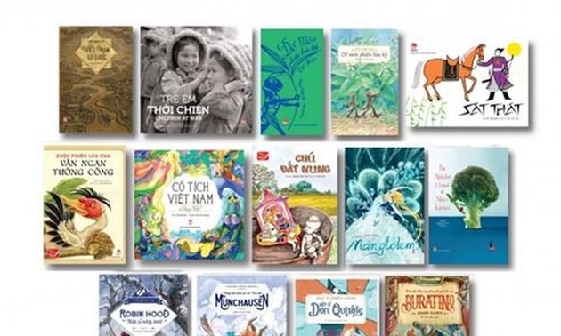 Sách văn học Kim Đồng từ cổ điển tới hiện đại: Theo con đường chính đạo, nhân văn