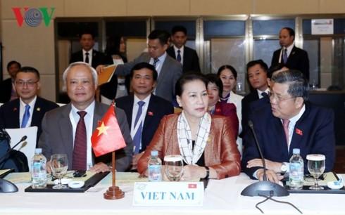 Bế mạc Hội nghị thường niên Diễn đàn nghị viện châu Á - Thái Bình Dương lần thứ 27