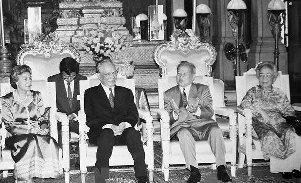 Đại tướng Lê Đức Anh - nhà lãnh đạo quân sự tài ba trong sứ mệnh giải phóng Campuchia khỏi họa diệt chủng Pol Pot