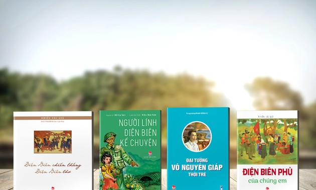 Ra mắt sách mới và tái bản nhiều tựa sách về Điện Biên Phủ