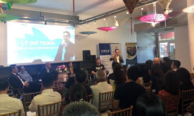 Việt kiều Australia giúp đỡ nhau trên con đường khởi nghiệp