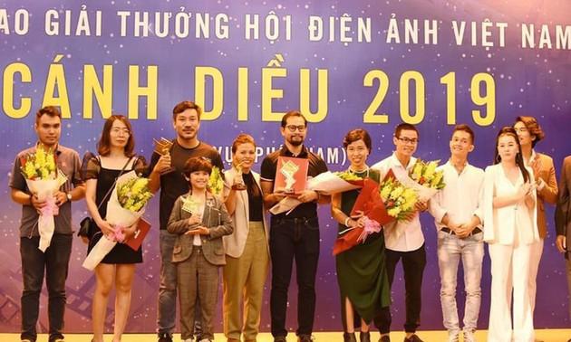 Nhìn lại giải thưởng Cánh diều của điện ảnh Việt