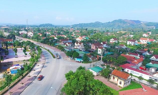 Tỉnh Hà Tĩnh - điểm sáng trong xây dựng nông thôn mới