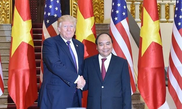 25 năm quan hệ Việt Nam-Hoa Kỳ: Những dấu ấn hợp tác