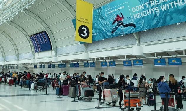 Đưa công dân Việt Nam từ Canada về nước an toàn