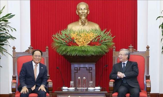 Tăng cường hợp tác Việt Nam – Hàn Quốc trên nhiều lĩnh vực