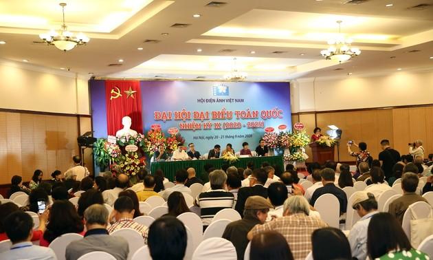 Hội Điện ảnh Việt Nam tiếp tục đóng góp vào công tác xây dựng chính sách, phản biện xã hội