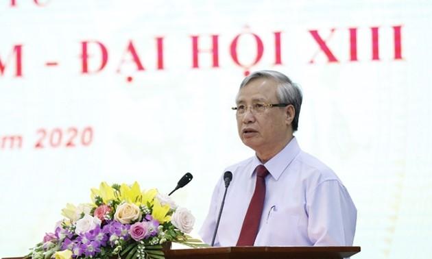 Khai trương Trang tin điện tử Đảng Cộng sản Việt Nam - Đại hội 13
