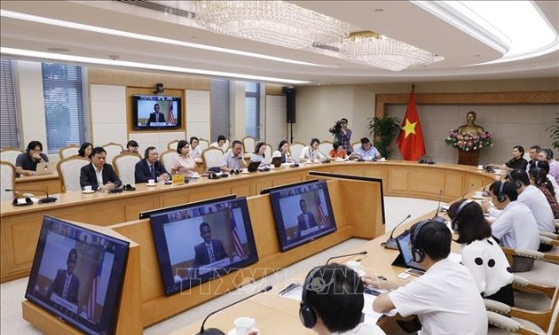Hội nghị trực tuyến Mạng lưới thực hành quy định tốt ASEAN- OECD lần thứ 6