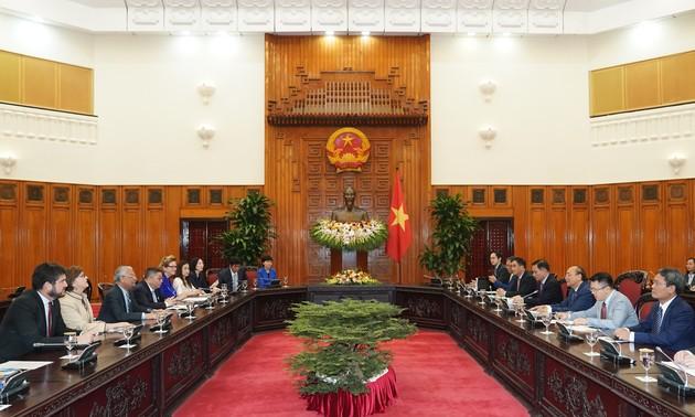 Liên hợp quốc luôn là một ưu tiên trong chính sách đối ngoại của Việt Nam