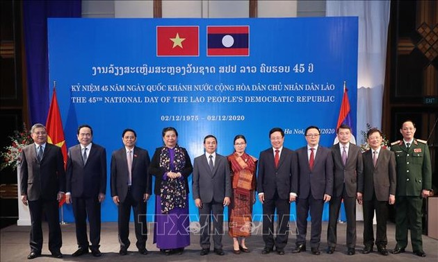 Không ngừng củng cố và vun đắp cho mối quan hệ hữu nghị Việt Nam – Lào