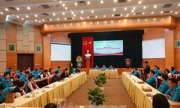 Bồi dưỡng, chăm lo và phát huy tài năng trẻ Việt Nam