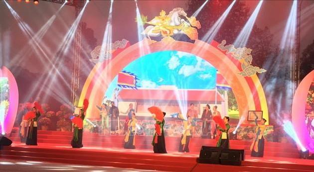 Kỷ niệm 10 năm Hội Gióng được UNESCO ghi danh là di sản nhân loại