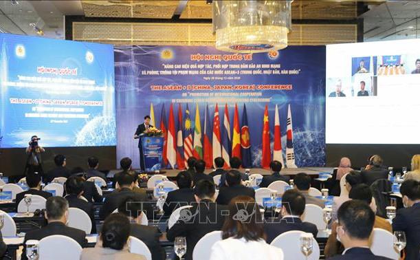 Nâng cao hiệu quả hợp tác đảm bảo an ninh mạng trong các nước ASEAN + 3