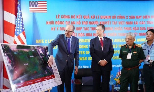 Hoa Kỳ dành 65 triệu USD để hỗ trợ người khuyết tật Việt Nam bị ảnh hưởng bởi chiến tranh