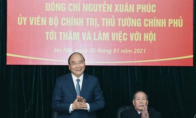 """Tiếp tục đẩy mạnh phong trào """"Hành động vì nạn nhân chất độc da cam Việt Nam"""""""