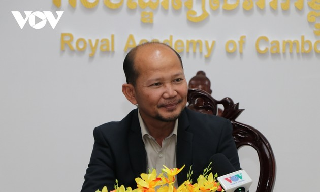 Chuyên gia Campuchia: Đảng CSVN đã đưa đất nước vững vàng phát triển